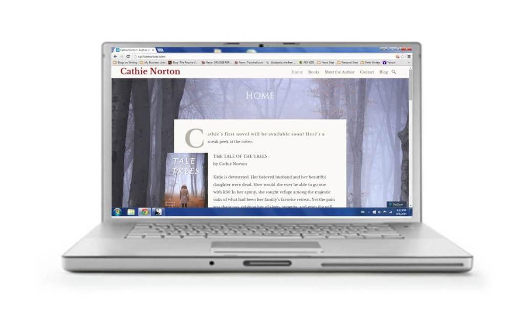 Cathie Norton website