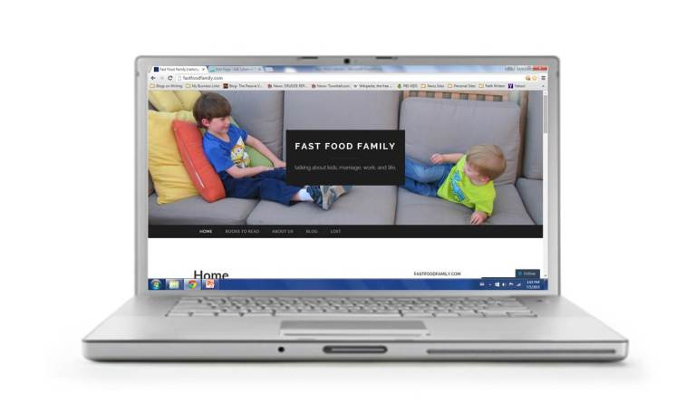 FastFoodFamily website