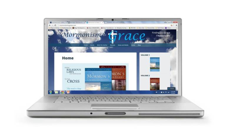 MormonismToGrace website