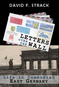 Letters over the Wall book