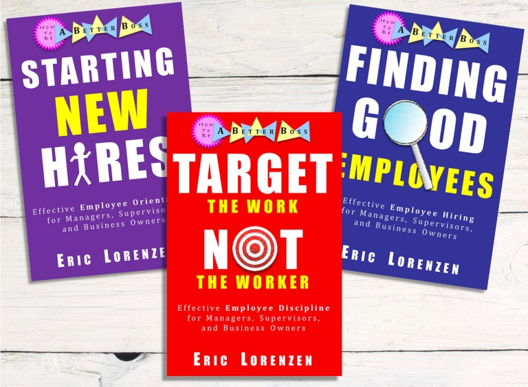 How to Be a Better Boss series of business books