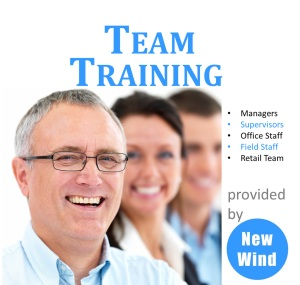 Team Training by New Wind