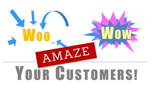 Woo and Wow Customers