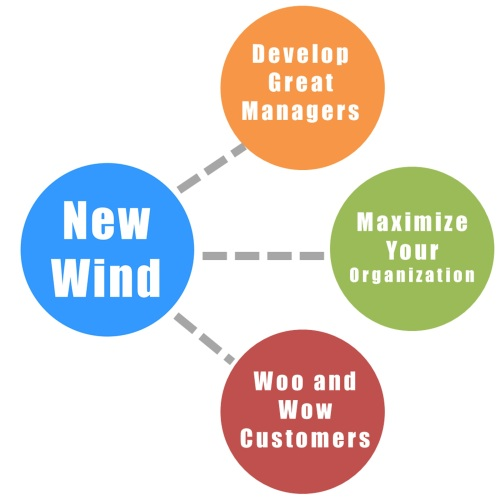 New Wind Consulting Services