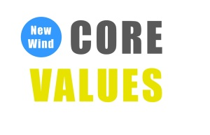 Core Values of New Wind