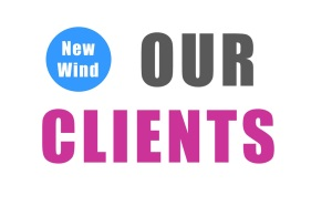 Our Clients at New Wind
