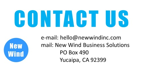 Contact New Wind