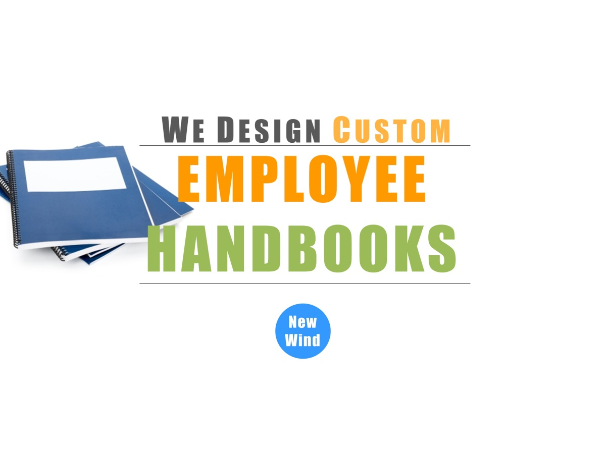 Custom Employee Handbooks by New Wind