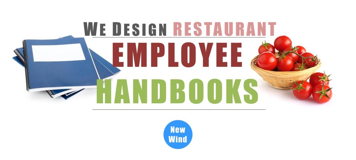 Restaurant Employee Handbooks