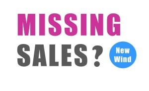 Missing Sales