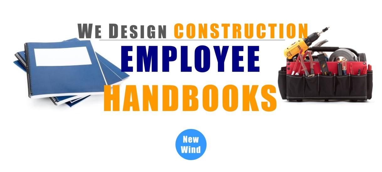 Construction Employee Handbooks